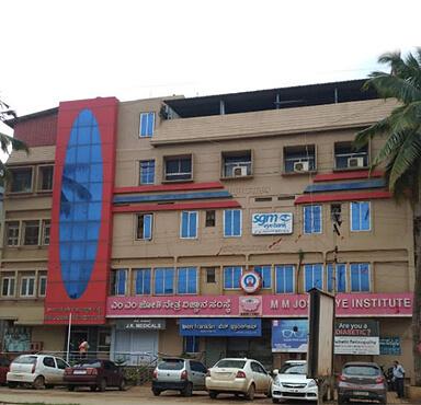 MMJ - Hospital Building