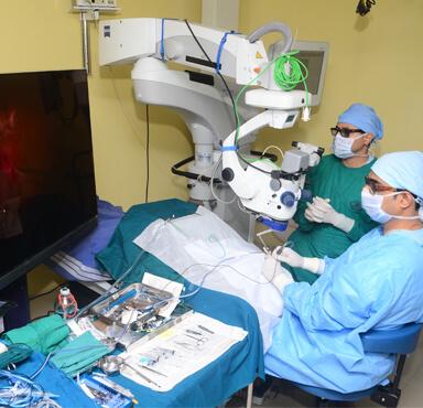 MMJ - Eye Surgery
