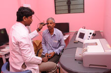 MMJ Services - Rural Eye Camps