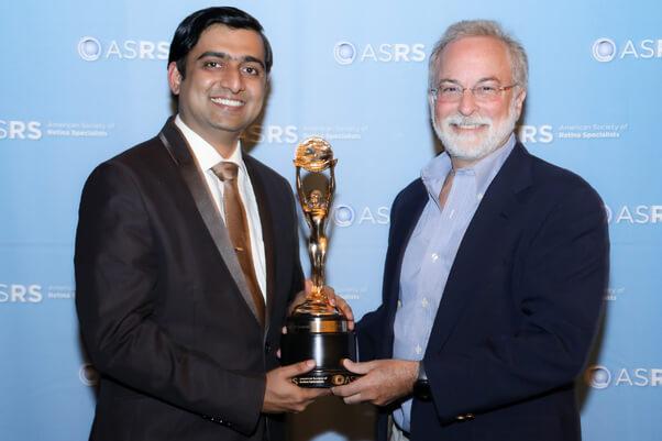 American Society Retina specialists Award
