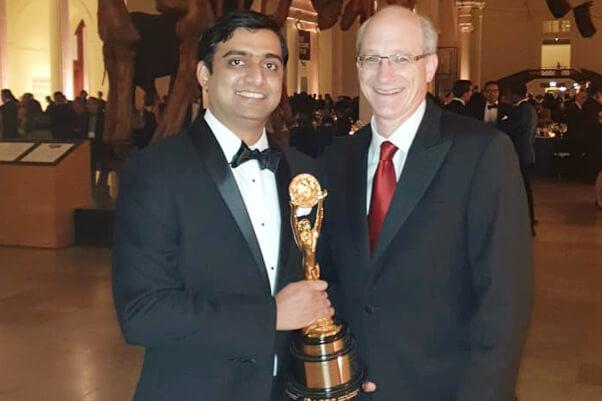 American Society Retina specialists Award - 2019