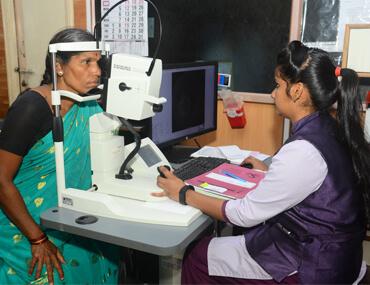 M M Joshi - Eye Care Awareness