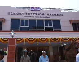 MMJ - Eye Donation trust