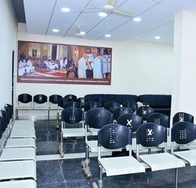 MMJ - Bagalkot Branch Hospital Waiting Area